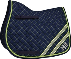 Hy Horse Wear HyWither Reflector Saddle Pad