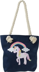 Hy Horse Wear Little Rider Unicorn Tote Bag
