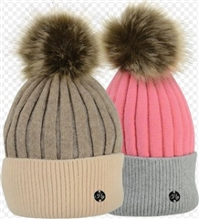 Hy Horse Wear HyFASHION Luxembourg Luxury Bobble Hat