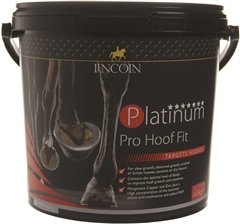 Lincoln Platinum Pro Hoof Fit