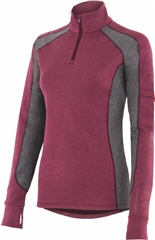 Noble Outfitters Lauren Quarter Zip Top
