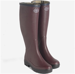 Le Chameau Women's Giverny Country Welly