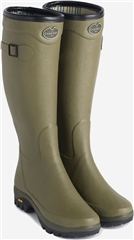 Le Chameau Country Vibram Wellingtons