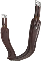 LeMieux Gel -Tek Anatomic Curve Jumping Girth