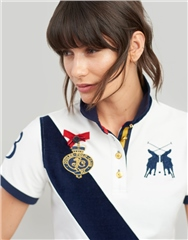 Joules Ladies Claredon Polo Shirt