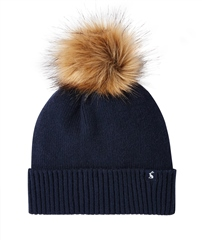 Joules Snowday Lightweight Knitted Hat