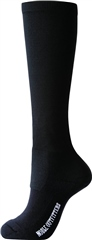 Noble Outfitters Solid Peddies Over the Calf Socks