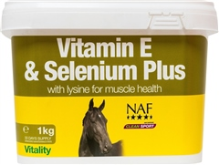 NAF Vitamin E, Selenium and Lysine