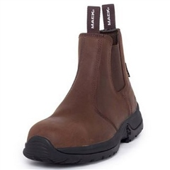 Mack Boots Mack Rider Pull On Work Boot