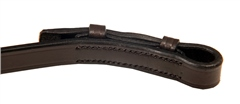 Old Mill Saddlery Rubber Reins, Hunter Type