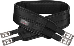 Old Mill Saddlery Gel Cushioned Comfort Girth - One Side Elastic
