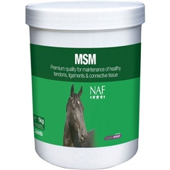 NAF N.A.F MSM Powder