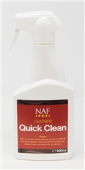 NAF Leather Quick Clean Spray