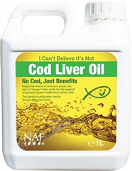 NAF I Cant Believe Its Not Cod Liver Oil