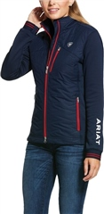 Ariat Women's Hybrid Insulated Water Resistant Team Jacket
