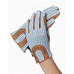 Mountain Horse Crochet Gloves