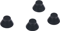 Old Mill Saddlery Rubber Stud Hole Stoppers For Studs
