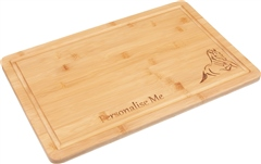 Old Mill Saddlery Personalised Chopping Board