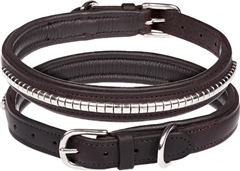 Old Mill Saddlery OMS Clincher Dog Collar