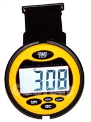 Optimum Time Classic Event Watch Yellow