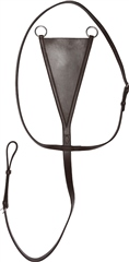 Old Mill Saddlery Bib Martingale
