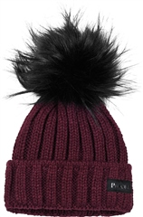 Pikeur New Generation Hat with Fur Bobble