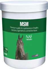 NAF MSM Powder