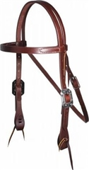 Professionals Choice Ranchand 55/8 inch Browband Headstall