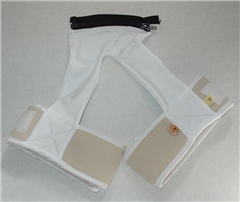 Racesafe Leg Straps For Jockey Vest