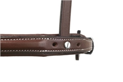 Prestige Italia Prestige Evo Sorrento Fancy Stitch Jumping Bridle