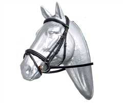 Prestige Italia Prestige New Triple Raised Bridle