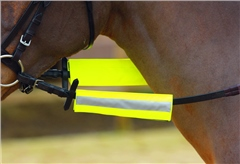 Shires Equi-Flector Bridle Bands