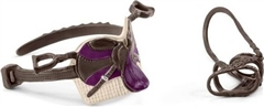Schleich Toys Schleich Saddle and Bridle for Horse Club Lisa and Storm