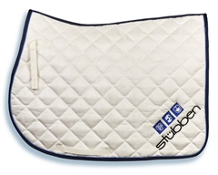 Stubben Jumping Saddle Cloth With Logo