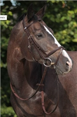 Stubben Snaffle Bridle 2300 Comb Noseband With Reins
