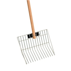 Stubbs England Stubbs Chip Shavings Fork - Head Only