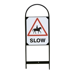 Stubbs England Stubbs Horse Slow Signs - Set Of Two