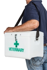 Stubbs England Stubbs Veterinary Box With Shoulder Strap