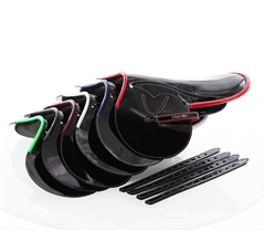 Stride Free Patent Leather Race Saddle