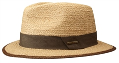 Stetson Hats Stetson Merriam Traveller Raffia Big Brimmed Hat