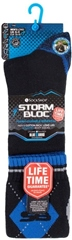 Stormbloc Mens Storm Bloc with Blue Guard Socks
