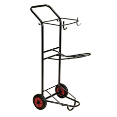 Stubbs England Stubbs Lightweight Tack Trolley, Curved