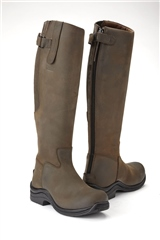 Toggi Clothing Toggi Calgary Long Nubuck Leather Boot