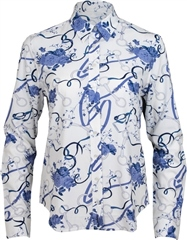 Toggi Clothing Toggi Mellor Ladies Floral Print Shirt