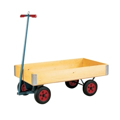 Stubbs England Stubbs Small Turntable Trolley