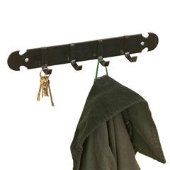 Stubbs England Stubbs Coat and Key Rack