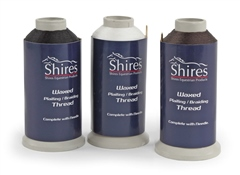 Shires Waxed Plaiting Thread