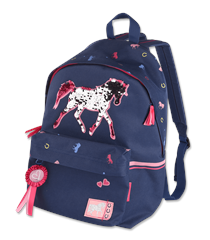 Unbranded Horse Love Backpack with Sequins
