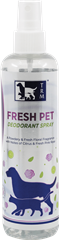 TRM Fresh Pet Deodorant Spray