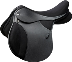 Thorowgood T4 Pony Club Saddle - Changeable Gullet